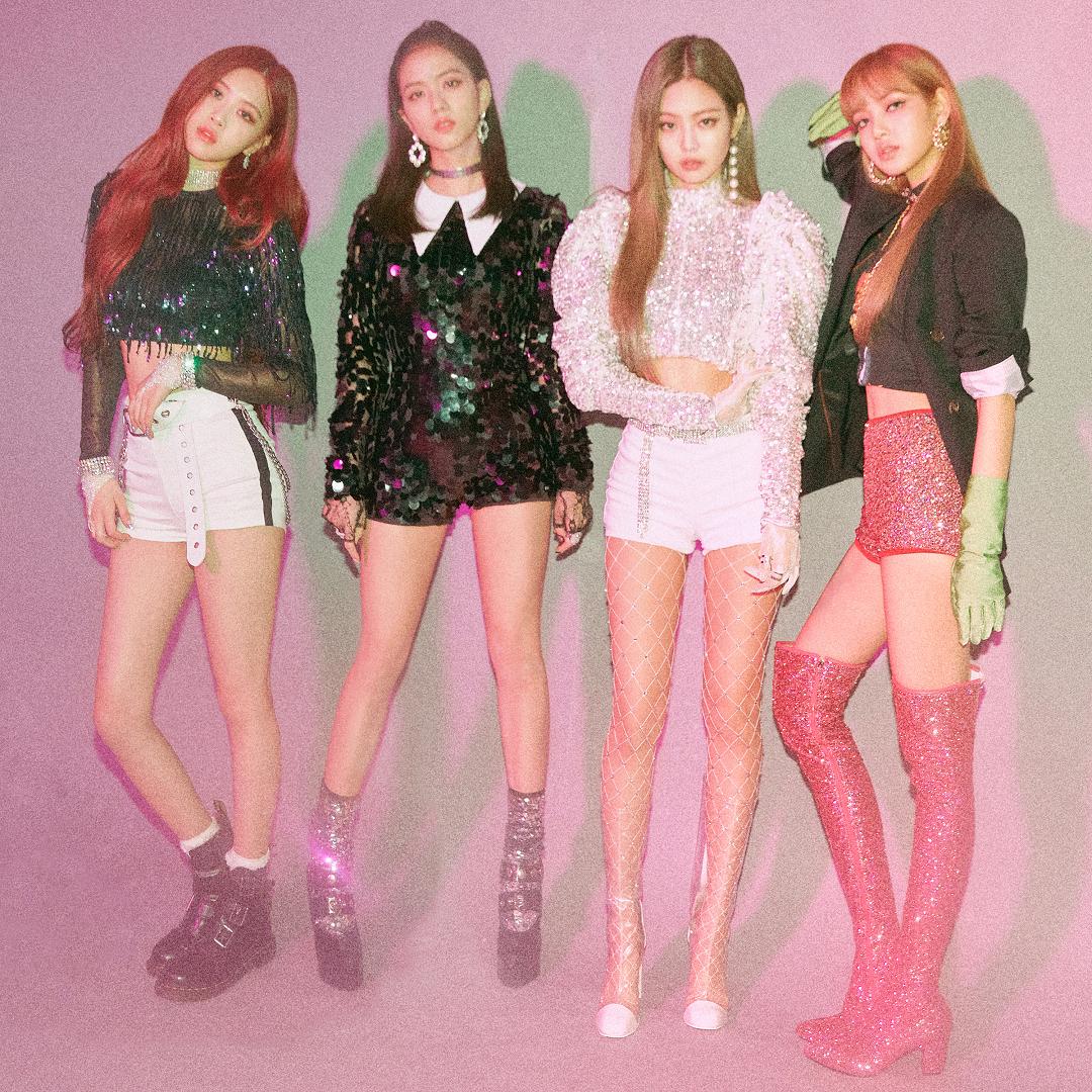 BLACKPINK, YG ENTERTAINMENT'S CHART-BUSTING K-POP GIRL GROUP