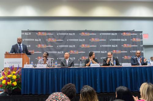 2018 Criminal Justice Reform Panel