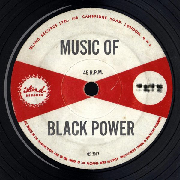 Music of Black Power Spotify Playlist