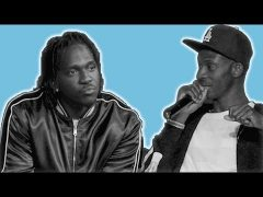 Pusha T looks to the youth to continue building hip hop | #MondayMotivation