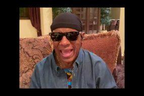 Stevie Wonder – The Universe Is Watching Us